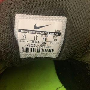 Nike Shoes - Nike Lunar Swingtip Canvas Golf Shoe